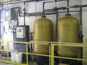 deionized water manufacturer