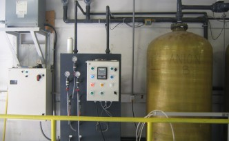 Projects Water Deionization Systems